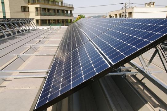産業用太陽光発電工事(その2)画像03